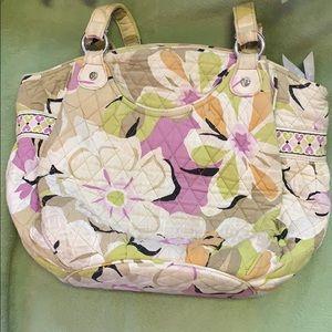Vera Bradley Classic Pastel Bag